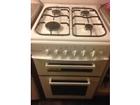 Fridgidaire double oven gas cooker like new £90