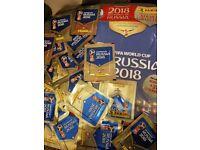 Panini Russia World Cup 2018 sticker swaps