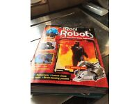 Real Robot magazines