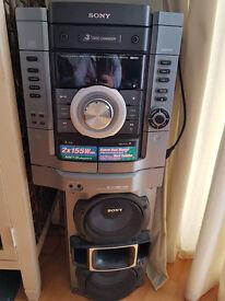 HIFI stereo system Sony