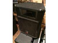 Wharfedale pro passive PA speaker