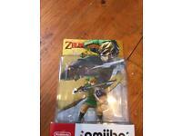 Zelda - Skyward sword link amiibo