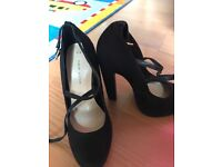 Size 3 heels from new looks