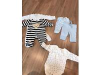 Baby Clothes Bundle up to 1 Month