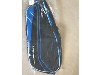 Brand new tennis racket bag, never been used