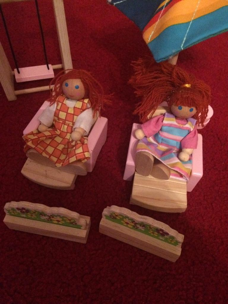 Dolls house curniture