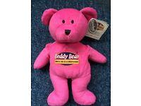 Microwaveable teddy bear