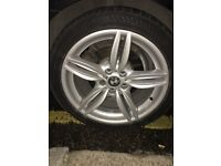 BMW alloys wheels style 351