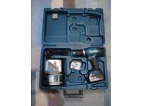 Makita DHP453SF Kit 18V LXT Cordless Combi Drill + BL1830B 3.0Ah Battery + DC18RC Charger + Case
