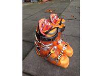 Ski Boots Tecnica Diablo Magnezium Ultrafit size 265, about UK 8.