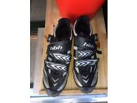 Mountain bike clip in shoes (Size 9)