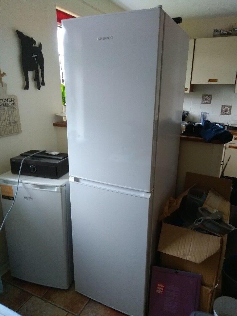 Daewoo/fridge freezer DFF470SW | in Ferring, West Sus | Gumtree