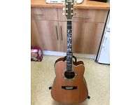 Acoustic (Electro Acoustic) Guitar For Sale - Indie Guitar Company.