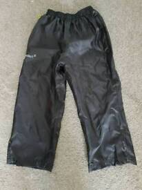 Children's Gelert Waterproof Bottoms. 3-4