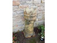 Victorian Crown Top Chimney Pot (Planter).