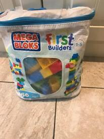 Building Mega Blocks - First Builders 1-5 years