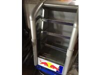 Redbull display fridge