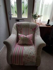 Patchwork Chair For Sale