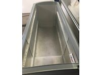 Glass Top Chest Freezers