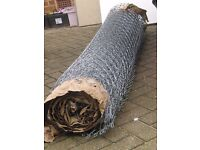 6ft Chain Link Fence, brand new approx 20 meters