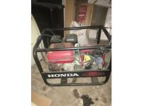 Honda EC 2200 generator for sale (quick sale) offers welcome