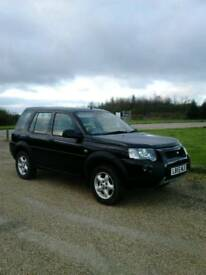Landrover freelander for sale
