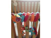 Pram/cot toy (2 available)