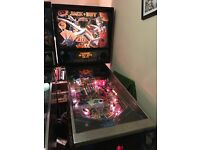 JackBot Pinball Machine 1995 flipper fully refurbed in great condition full size arcade machine