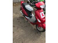 50CC Moped for sale, perfect condition