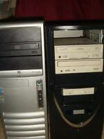 2 Computer Towers both for $180