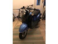 Vester Style Scooter - JM Motors Oldies 50cc