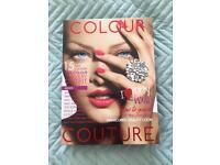 Colour Couture Nail Varnish set