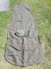 Sleeping bag cover/Bivi bag.
