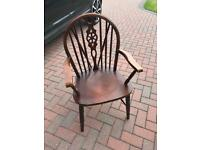 Free - Wooden Chair
