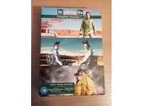 Breaking Bad Complete Seasons 1-3 DVD Box Set