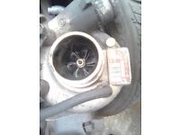 BMW 325 tds turbocharger