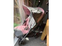 Silvercross Pop stroller/buggy pushchair