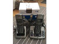 BT Freestyle 750 cordless phones