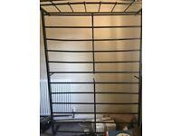 Double bed frame & Good Mattress