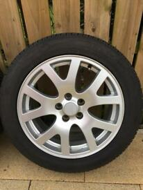 "19"" Range Rover/ Land Rover wheels with tyres 5x120"