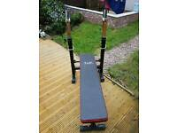 Weights Plus Bench