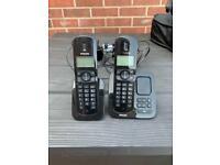 Cordless house phones.