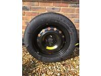 Spare wheel - Honda Civic Coupe 2003