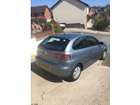 Seat Ibiza, 55,000 miles, 3 previous owners EXCELLENT CAR!