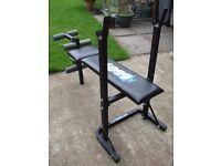 York Fitness 6605 weight bench