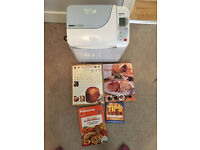 Panasonic SD253 Breadmaker with Nut Dispenser & Gluten Free Programme