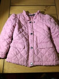 Girls Kenneth Cole Jacket - Aged 3 Years