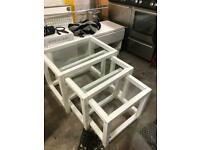 IKEA stackable coffee tables