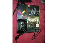 Xbox one 500gb 2 games no box