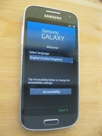 Samsung Galaxy S4 mini GT-I9195 8GB Mobile Phone Unlocked